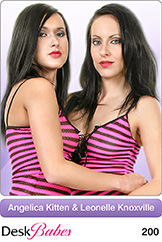 Angelica Kitten & Leonelle Knoxville: Duo