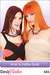 Ariel & Kattie Gold: Duo