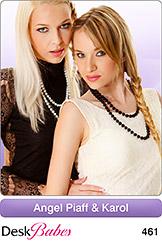 Angel Piaff and Karol: Duo