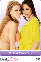 Viola and Paula Shy: Duo