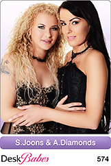 Samantha Joons and Angel Diamonds: Duo