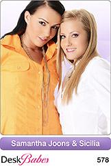 Samantha Joons and Sicilia: Duo