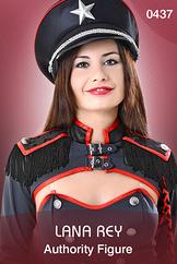 Lana Rey: Authority Figure