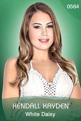 Kendall Kayden: White Daisy