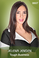 Jelena Jensen: Tough Business