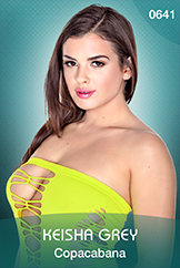 Keisha Grey: Copacabana