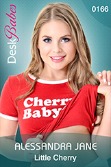 Alessandra Jane: Little Cherry