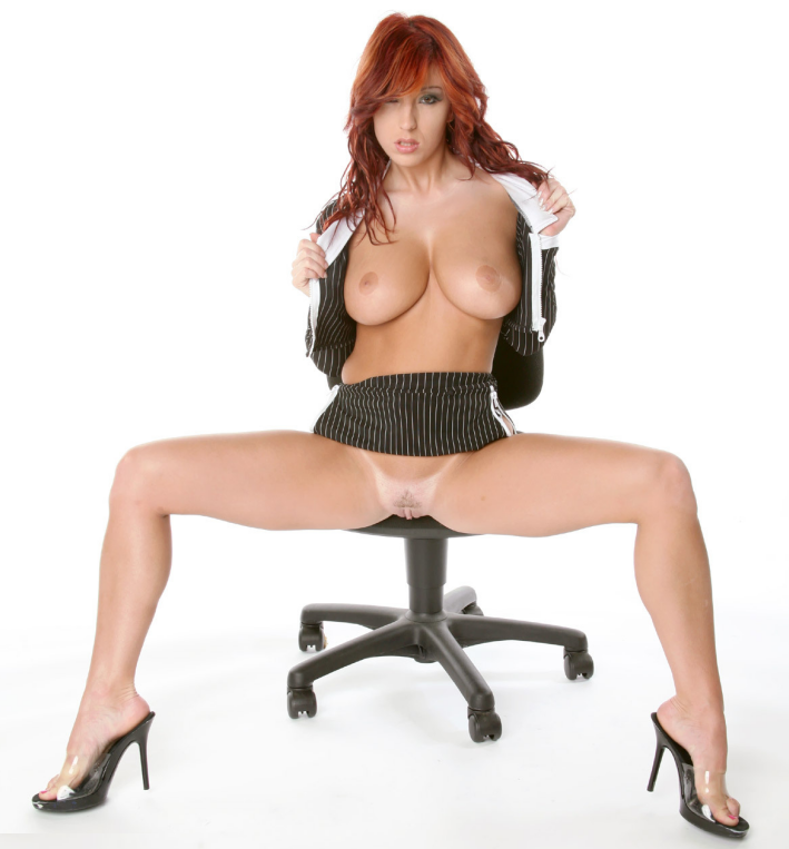 Striptease Clips Watch Natural Redhead Babe Jayden Cole Pleasing Herself